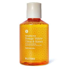 Сплэш-маска для лица Blithe Patting Splash Mask Energy Yellow Citrus & Honey