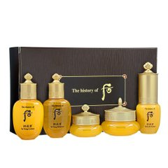 Набор миниатюр The History Of Whoo Gongjinhyang Special Gift Set 5 items